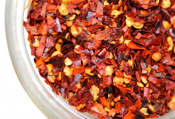 Chili Flakes1cm-5% Seeds
